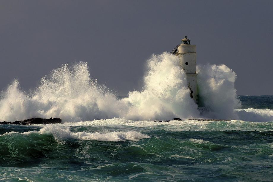 Crashing Waves - Medium