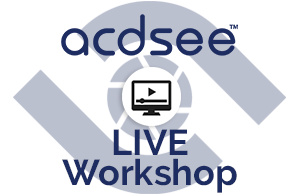 WORKSHOP - ACDSee Ultimate 10 for Beginners - Part 1