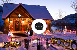 Holiday Photography Tips Part 1 - Outdoor Lights