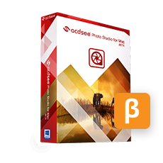 ACDSee Photo Studio Beta (Mac)