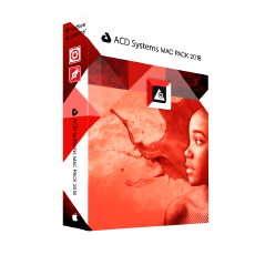 ACD Systems Mac Pack 2018
