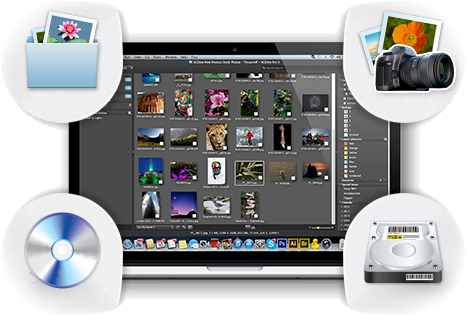 Get instant access to your photos with ACDSee Mac Pro 3