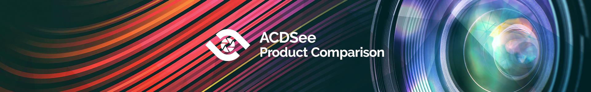 Product Comparison Banner EN