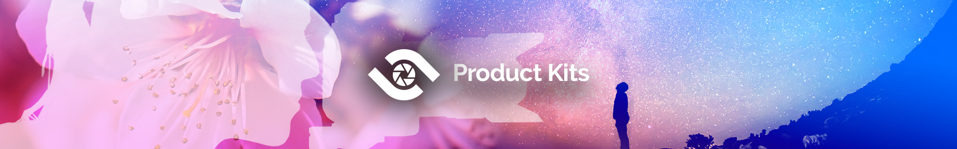 Product kits banner