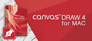 Introducing CanvasTM Draw 4 for MAC.
