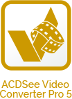 ACDSee video converter 5