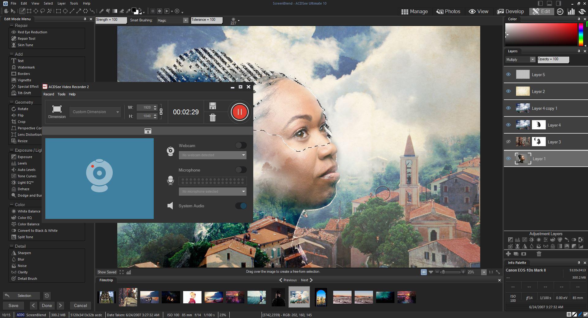 Resultado de imagem para ACDSee Video Studio 2