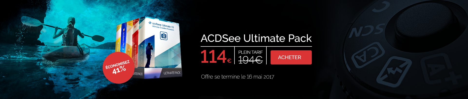 ACDSee April Campaign