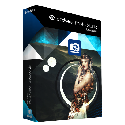 ACDSee Photo Studio Professional 2018 v11.1 Build 861 (x64+x86) + Crack